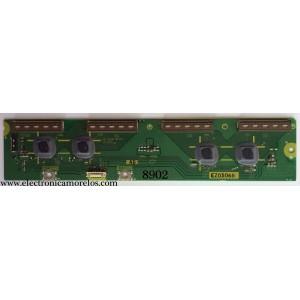 BUFFER SU / SANYO TNPA5068AB / TNPA5068 / MODELO DP50710 P50710-01