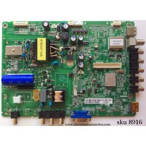 MAIN / FUENTE / (COMBO) / TCL / LF1V018 / 3201A19 / 02-SHG82A-S001000 / SHSA3201A-101H / 3MS82AZ