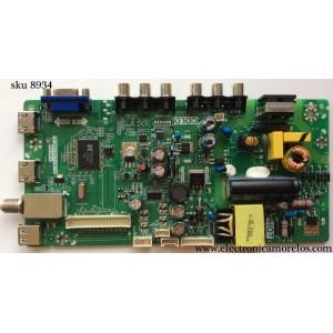 MAIN / FUENTE / (COMBO) / TCL L15061742 / GFF120050B / T8-32LATL-MA3 / 02-SHY39V-CHLA05 / V8-MS39PVL-LF1V090 / TP.MS3393T.PB710 / MS39PV
