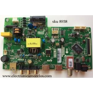 MAIN / FUENTE / (COMBO) / TCL B16010335 / MODELO-HKP32F16 / 02-SH893B-C003000 / TP.MS3393.PB786 / 3MS93AX18