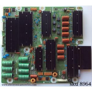 X-SUS / SAMSUNG BN96-16544A / LJ41-09452A / LJ92-01779A / LJ92-01788A / PANEL S63FH-YB06 / MODELOS PN64D550C1FXZA / PN64D7000FFXZA / PN64D8000FFXZA I101