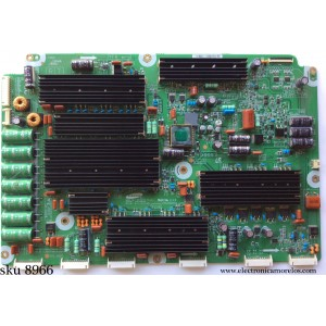Y-SUS / SAMSUNG BN96-16545A / LJ41-09453A / LJ92-01789A / LJ92-01780A / PANEL'S  S63FH-YB06 / S58FH-YB06  MODELOS PN64D550C1FXZA / PN64D7000FFXZA / PN64D8000FFXZA I101 /PN59D8000FFXZA Y504