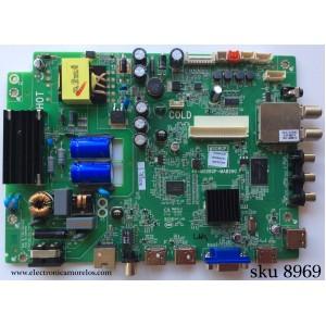MAIN / FUENTE / (COMBO) / TCL GFE120105B / V8-OMS08GP-LF1V022(K2) / 40-MS08GP-MAB2HG / MS08GP
