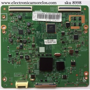 T-CON / SAMSUNG BN95-00574B / BN97-06366B / BN41-01788A / MODELO UN46EH6000FXZA TS02