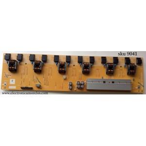 BACKLIGHT INVERSOR / SHARP RUNTKA418WJQZ / RUNTKA418WJN1 / QKITS0227SNP2(85) / QKITF0198SNP2(81) / MODELO LC-37D44U