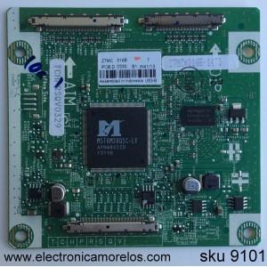 DRIVER PARA T-CON / SANYO 1LG4B10Y118B0 Z7MC / 1LG4B10Y118B0 / 1LG4B10Y118BA / MODEL DP55D33 P55D33-00