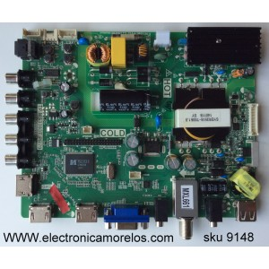 MAIN / FUENTE / (COMB0) / TCL B14010369 / 02-SHY39A-CLS001 / TP.MS3393T.PB79 / 3MS3393X-2