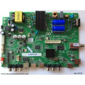 FUENTE / MAIN / (COMBO) / TCL V8-OMS08FP-LF1V023(M2) / GFF119991A / V8-0MS08FP-LF1V023(M2) / MS08FP /40-MS08FP-MAC2HG