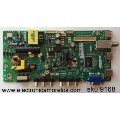 FUENTE / MAIN / TCL L15010157 / GLE118352C / T8-32LATL-MA2 / V8-MS39PVL-LF1V050 / TP.MS3393T.PB710 / MS39PV