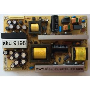 FUENTE DE PODER / RCA ADPC24200T2P / 715T2463-H / MODELO L32WD22 / MODELO T315XW02 V.1