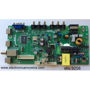 MAIN / FUENTE /(COMBO) / TCL L15061771 / GFE120023D / T8-32LATL-MA3 / 002-SHY39V-CHILA05 / V8-MS39PVL-LF1V094 / TP.3393T.PB710 / MS39PV