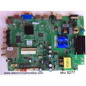 MAIN / FUENTE / (COMBO) / TCL GFE952479B / V8-OMS08GP-LF1V022(L3) / MS08GP / 40-MS08GP-MAB2HG