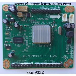 DRIVER / SCEPTRE 1A2D0711 / PL.MS6M30.1B-1 / 11375 / MODELO X405BV-FHD