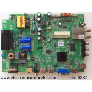 MAIN / FUENTE / (COMBO) / TCL V8-OMS08GP-LF1V022(J2) / GFE952479B / V8-0MS08GP-LF1V022(J2) / MS08GP / 40-MS08GP-MAB2HG
