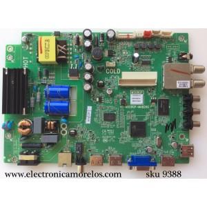 MAIN / FUENTE / (COMBO / TCL V8-OMS08GP-LF1V22(L4) / GFE952480B / V8-0MS08GP-LF1V22(L4) / MS08GO / 40-MS08GP-MAB2HG