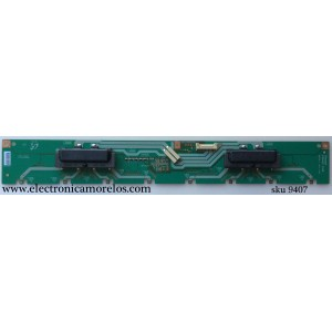 BACKLIGHT INVERSOR / SAMSUNG 27-D070374 / CM40T_CHS /MODELO LN40E550F7FXZA CH01 / PANEL V400H2-L01 Rev.C1