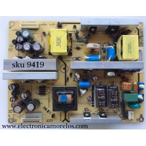 FUENTE DE PODER / LG EAY40503202 / 40503202 / OPVP-0059 / MODELO 26LG30DC.AUSTLJR