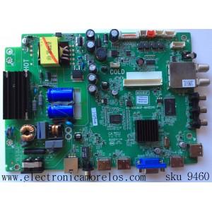 MAIN / FUENTE / (COMBO) / TCL V8-0MS08GP-LF1V018(K2) / GFE119610B / V8-OMS08GP-LF1V018(K2) / MS08GP / 40-MS08GP-MAB2HG