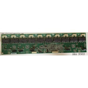 BACKLIGHT INVERTER / ACOUSTIC SOLUTIONS 996510010047 / 1926006203  /  19.26006.203 /4H.V1838.461/B / MODELO LCD37761F1080P / PANEL T370HW02
