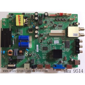 MAIN / FUENTE / (COMBO) / TCL V8-OMS08GP-LF1V018(K1) / GFE119610B / V8-0MS08GP-LF1V018(K1) / MS08GP / 40-MS08GP-MAB2HG