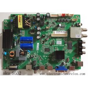 MAIN / FUENTE / (COMBO) / TCL V8-OMS08DT-LF1V021(K4) / IDE1500002 / V8-0MS08DT-LF1V021(K4) / T8-43D14ZS-MA1 / 40-MS08GP-MAB2HG / MS08GP