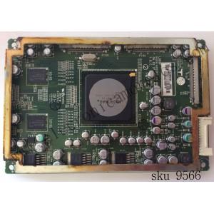 DRIVE PARA T-CON / LG EBR50556301 / EAX41602202(0) / MODELO 47LG60-UA /  PANEL LC470WUF