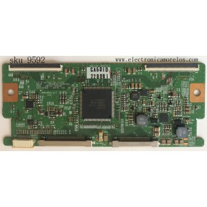 T-CON / SANYO 6871L-2280B / 6870C-0324B / 2280B / MOELO DP55360 / PANEL LC550EUD(SC)(A1)