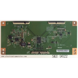 T-CON / LG NC500DUN-VXBP3 / 4V9Q61XTR / MODELO 50LF6000-UB BUSJLOR / PANEL NC500DUN-VXBP3