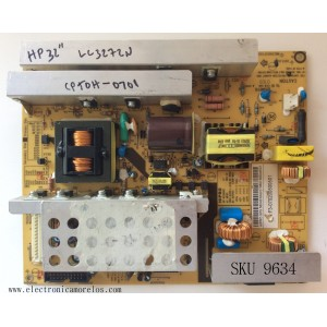 FUENTE DE PODER / HP 5604230Q01-W / HP-N2300XC- 9M2300XCFC0004L / MODELO LC3270N