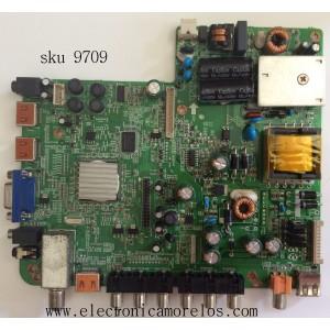 MAIN / FUENTE / (COMBO) / TCL 3391A1124 / LL-RE01-121030-SH41 / LDD.M3391.A1