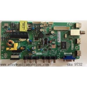 MAIN/ FUENTE / (COMBO) / TCL L15061713 / GFF952477C/ T8-32LATL-MA2 / 02-SHY39V-CHLA02 / V8-MS39PVP-LF1V013/ TP.MS3393T.PB710/ MS39PV