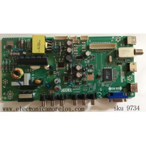 MAIN / FUENTE / (COMBO) / TCL L15061797 / GFF120050M / T8-32LATL-MA3/ V8-MS39PVL-LF1V090 / TP.MS3393T.PB710 / MS39PV