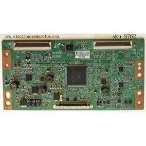 T-CON / SAMSUNG BN81-07141A / DID_S120B_404655C4LV0.3 / MODELO LH40GWPLBC/ZA / PANEL LTI400HA08-V01