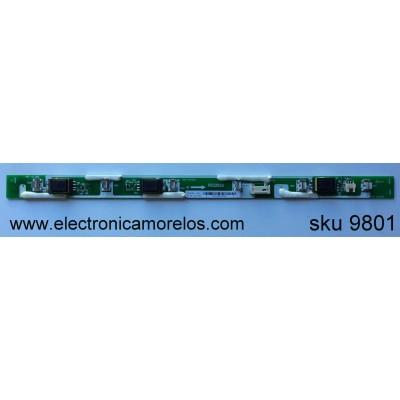 BACKLIGHT IVERSOR / TCL 81-BLI032-XX5 / PB3202A / MODELO 3273EDS