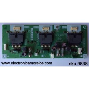 BACKLIGHT INVERSOR / SHARP DUNTKC020DE04 / KC020DE / SC020WJ / MODELO LC-37HV6U