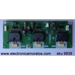BACKLIGHT INVERSOR / SHARP DUNTKC019DE04 / KC019DE / SC019WJ / MODELO LC-37HV6U