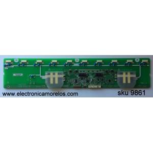 BACKLIGHT INVERSOR / 6632L-0346B / CXB-5101-M / MODELO LCT42Z7TAP / PANEL LC420WU1(SL)(B1)