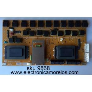 BACKLIGHT INVERSOR / RUNTKA338WJZZ / MODELO LC-65D64U / PANEL LK645D3LZ40V