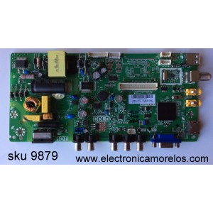 MAIN /TCL L15009654 / OEBTL21972 / T8-28LATZ-MA1 / 02-SHY82V-CFLA01 / V8-MS82PLA-LF1V321 / MS82PVT / TP.MS18VG.PB77