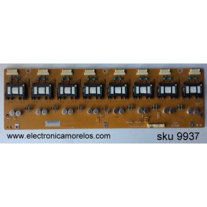 BACKLIGHT IVERSOR/ AUO 19.26006.197 / 1926006197 / PCB2775 / ISN002-00(32Inch) / MODELO LCT32Z4ADP / PANEL T315XW02 V.7