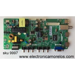 MAIN /TCL L15020868 / GFE952138C / T8-32LATL-MA2 / 02-SHY39V-CHLA02 / V8-MS39PVL-LF1V043 / TP.MS3393T.PB710 / MS39PV