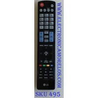 CONTROL LG SMART TV / A-AKB73755451 / AKB73755451 / MODELO 42LY970H-UA