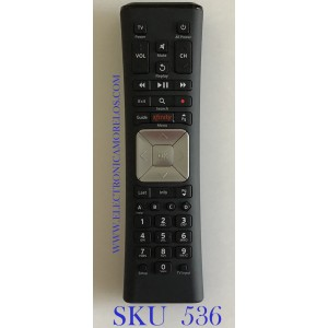 CONTROL REMOTO PARA CABLE BOX TV XFINITY  COMCAST  / XR5 V4-R / TX4CRB76B
