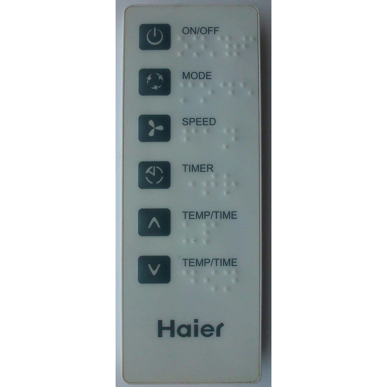 Control remoto para aire acondicionado haierhaier haier for Aire acondicionado haier precios