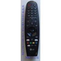 CONTROL REMOTO PARA SMART TV LG / AN-MR19BA / B403(MR15) / 200321002272