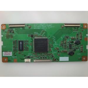 T-CON / LG 6871L-0849A / 849A / 6870C-0060F / PANEL LC320W01(SL)(20)/ MODELO TC-32LX70 / TC-32LE60 / TC-32LX60/ TX-32LMD70 / TC-32LX600