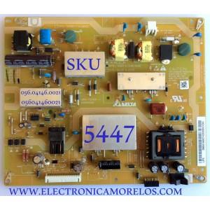 FUENTE DE PODER / VIZIO 056.04146.0021 / DPS-146EP A / 056041460021 / 2950339202 / PARTES SUSTITUTAS 056.04146.0001 / 056.04146.001 / 056.04146.0011 / 056041460001 / 05604146001 / 056041460011 / PANEL LSC480HN05-B01 / MODELO E480I-B2 / E480I-B2 LWZQPODQ