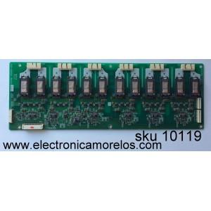 BACKLIGHT INVERSOR / SAMSUNG KLS-420SSA / SIT420WD12B00 /MODELO FWD-42LX1 / PANEL LTA420W1-L01