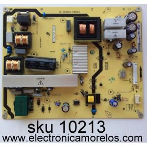 FUENTE DE PODER / TCL 81-PE582C0-PL290AA / 40-E582C0-PWB1XG / PE582C0 / E148158 / CCP-508