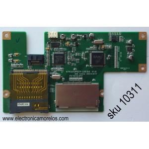 TARJETA SD / LG 6871TST935B / ATA16V2M2C4-LGDID2 V1.0 / LI-02-0515-SI-002005 / MODELO 32LP1D-UA ALUSLL